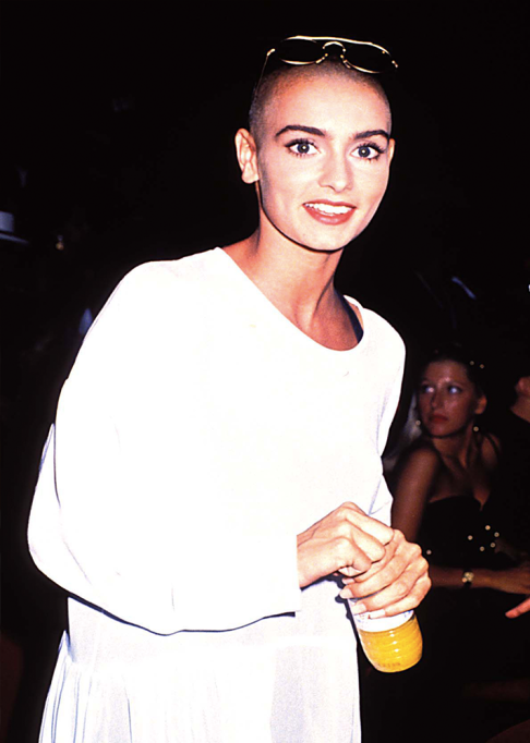 Most Iconic Hairstyles of All Time | Sinead O'Connor
