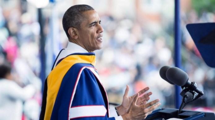President Obama wants Beyoncé to inspire