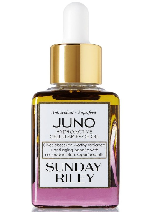 The Best Anti-Aging Products to at Sephora Right Now: Sunday Riley Juno Hydroactive Cellular Face Oil | Anti Aging Skincare 2017