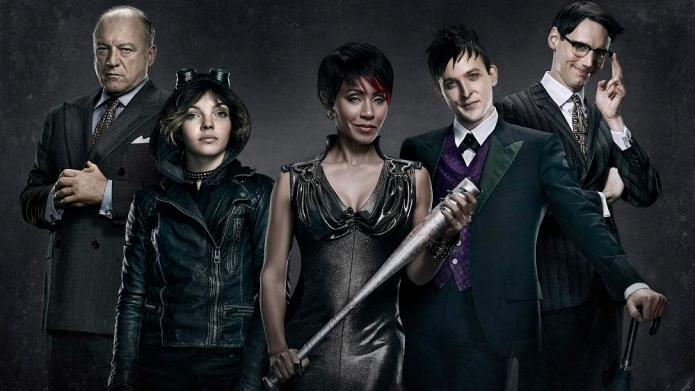 Gotham premiere review: The gang's all