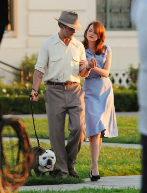 Gangster Squad to re-shoot movie theater
