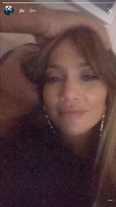 Jennifer Lopez first pic with Alex Rodriguez