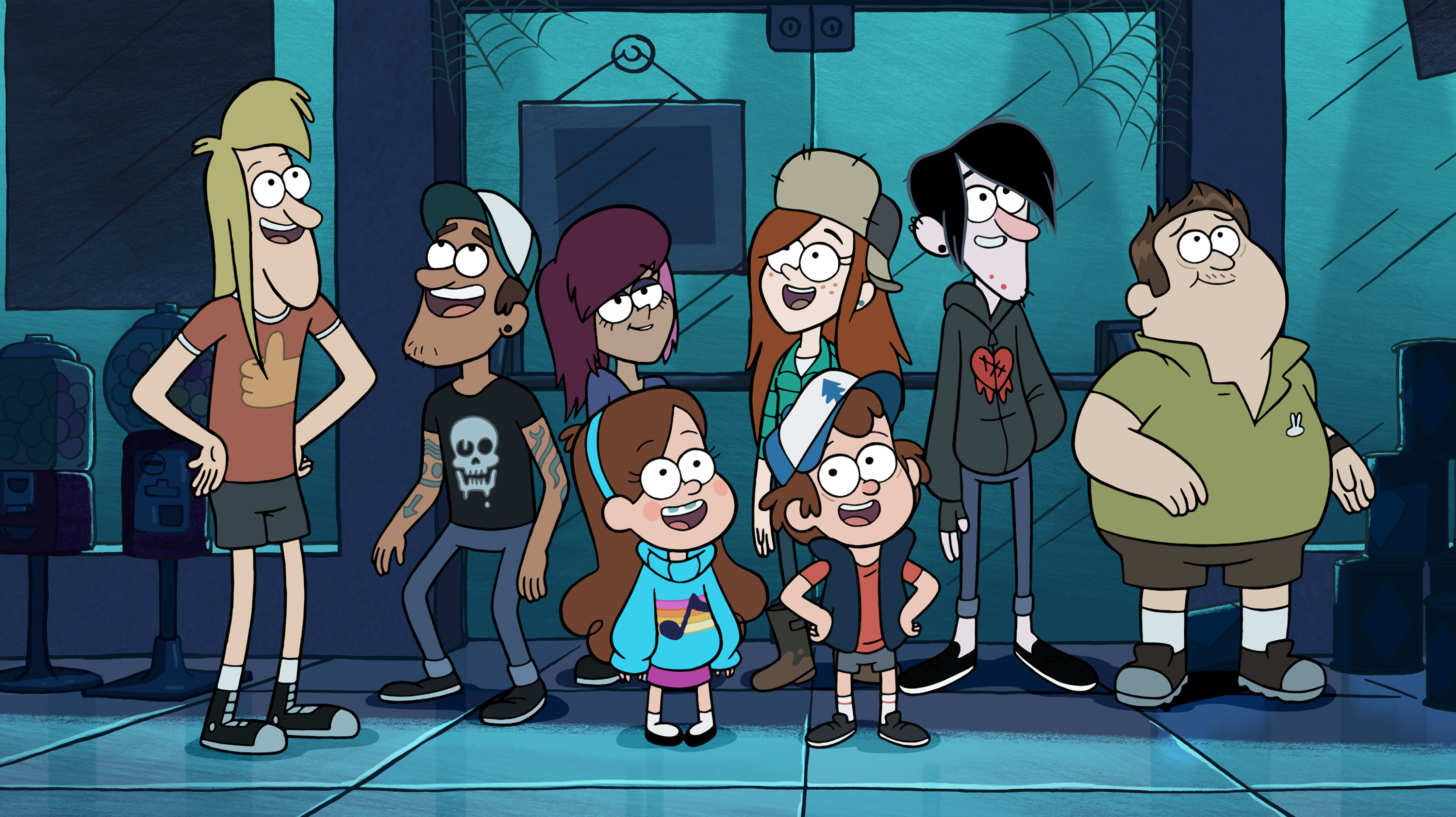 11 Gravity Falls Facts That Will Blow Your Kids Mind Sheknows