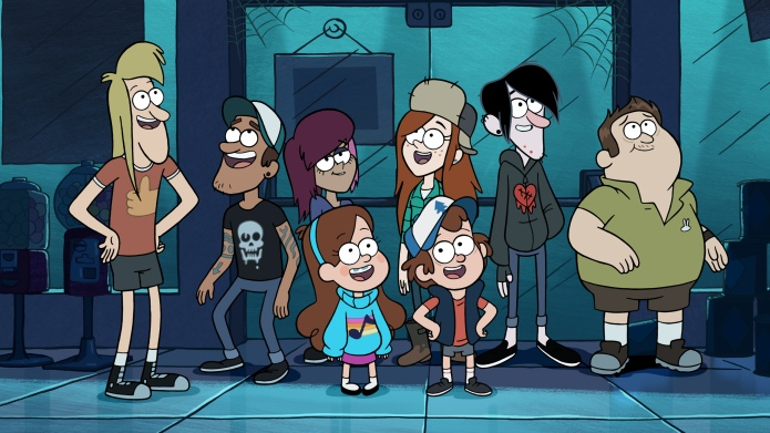 "GRAVITY FALLS - ""The Inconveniencing"" -"