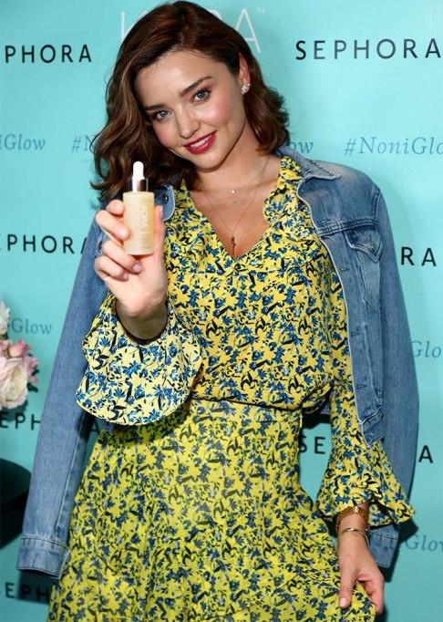 Beauty Lines Owned by Models | Miranda Kerr's Kora Organics