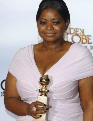 Octavia Spencer honors Martin Luther King
