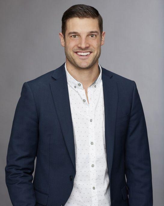 The Bachelorette's Garrett Yrigoyen