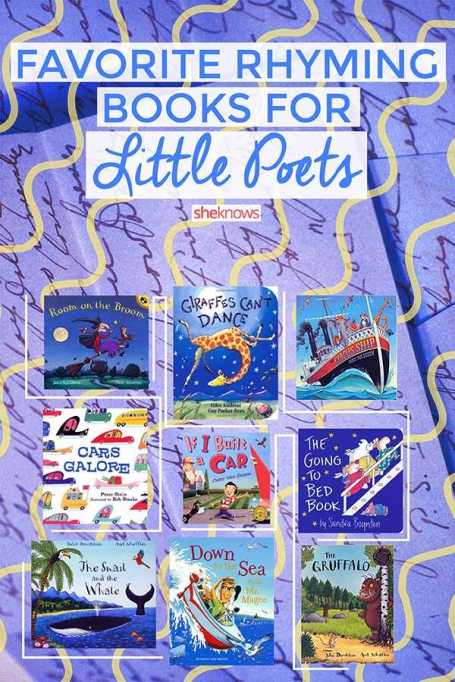 Favorite Rhyming Books for Little Poets: Best Books for early readers from SmartFeed