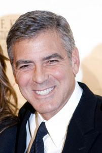 George Clooney 'not gay' says pal