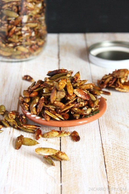 Pumpkin seed recipes to try this fall: roasted pepitas