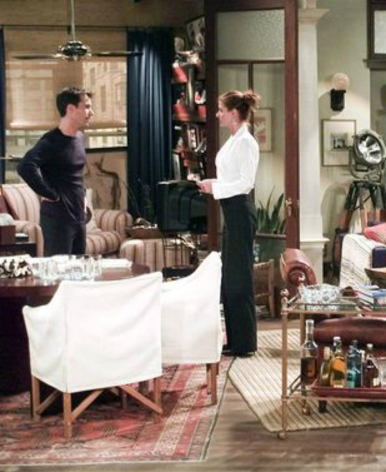 Famous TV Apartments: Will & Grace's NYC Apartment