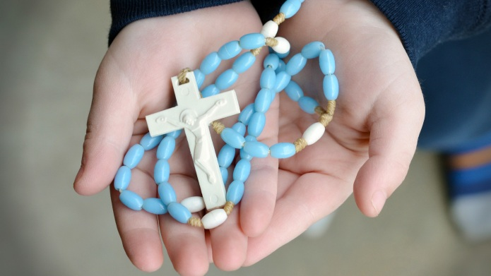 I'm sending my kids to Catholic