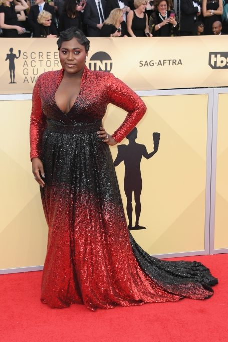 2018 SAG Awards Best Dressed: Danielle Brooks