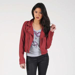 15 Leather jackets in bold colors