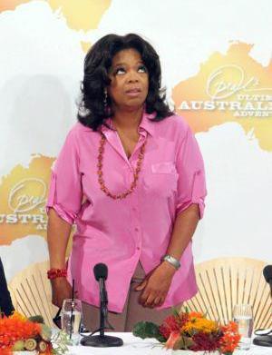 """Oprah """"sorry"""" she begged Tweeters to"""