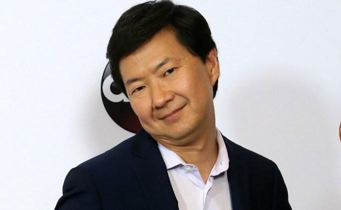 Ken Jeong Golden Globes