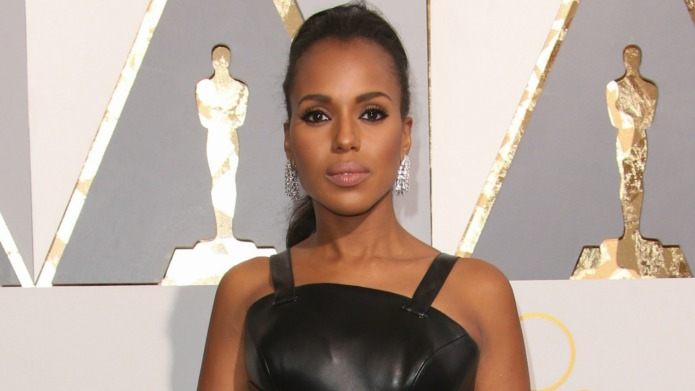 Kerry Washington addresses why she chose