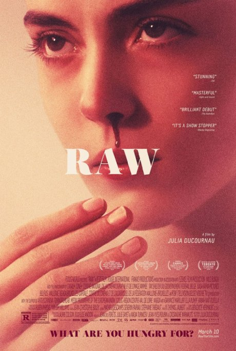 The best movies of 2017 directed by women: 'Raw'
