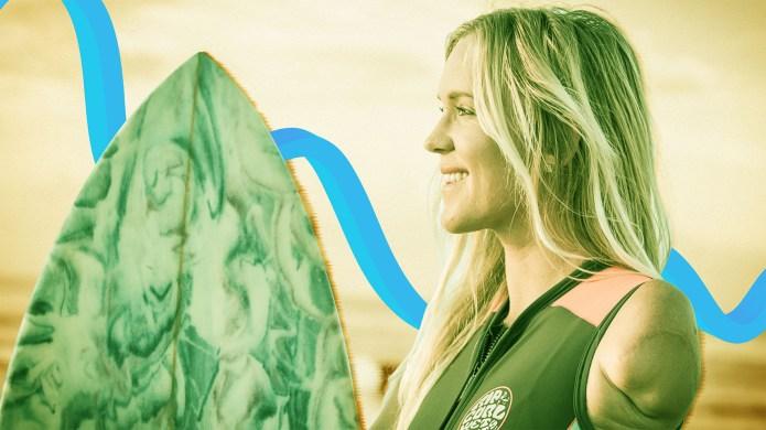 Badass Bethany Hamilton Is Still Surfing