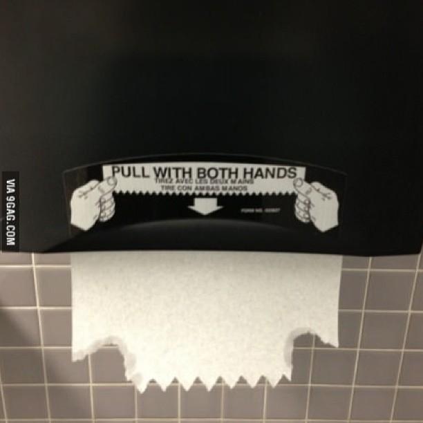 epic bathroom fail