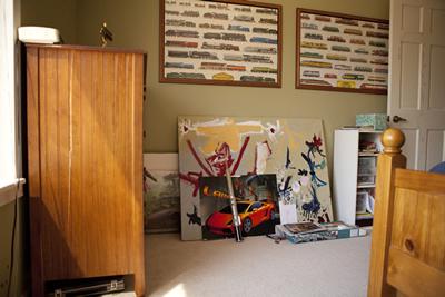 HomeStretch Season 2: Julien's room