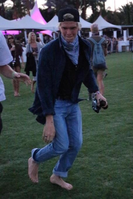 Cody Simpson Coachella