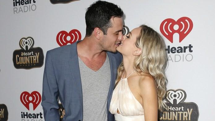 The Bachelor's Ben Higgins & Lauren