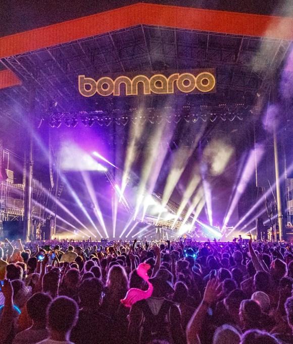 Bonnaroo 2017 atmosphere