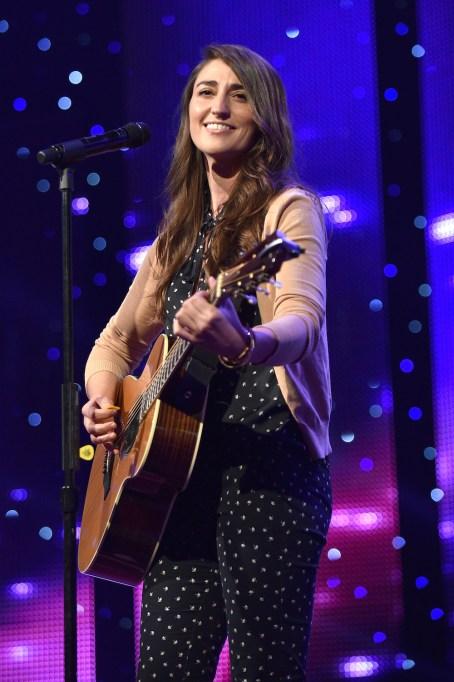 Sara Bareilles performing 2016