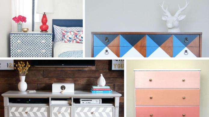 Painted furniture to inspire your next