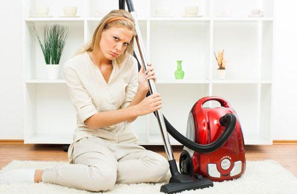 Does your vacuum cleaner really suck?