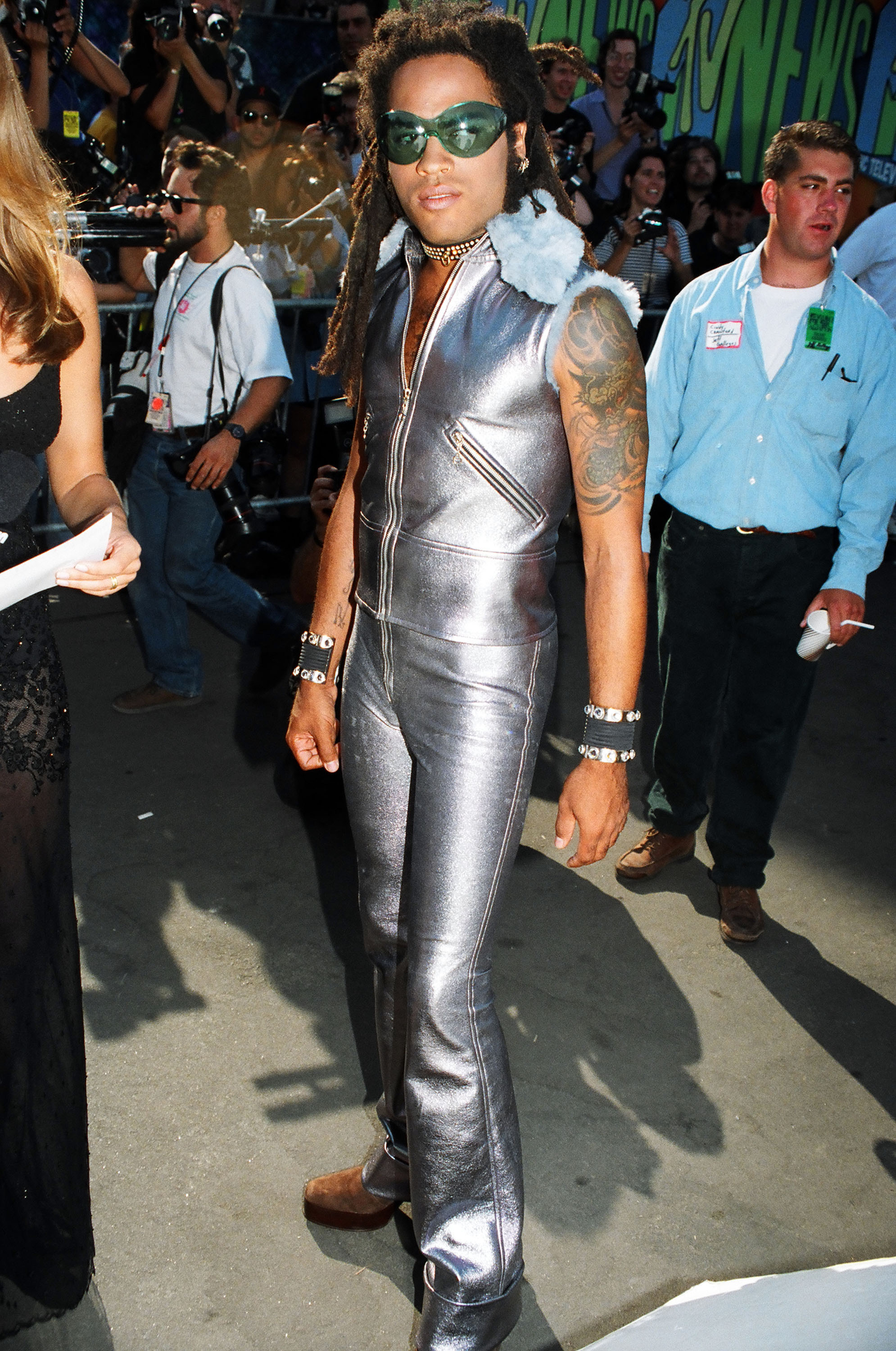 The craziest MTV VMAs outfits since the \u002790s \u2013 Page 13