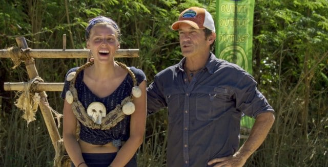 How Survivor Inspired Kellyn Bechtold to