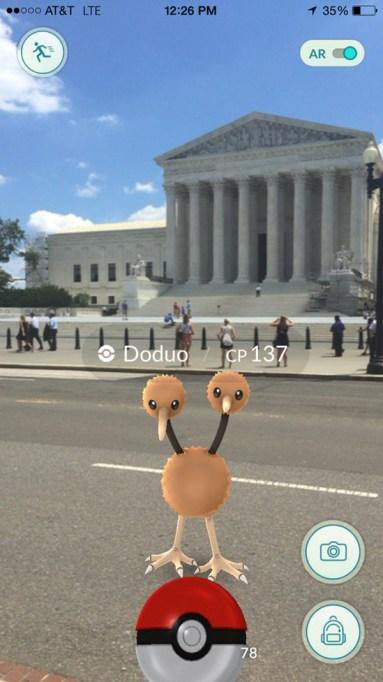 Pokémon at the Supreme Court