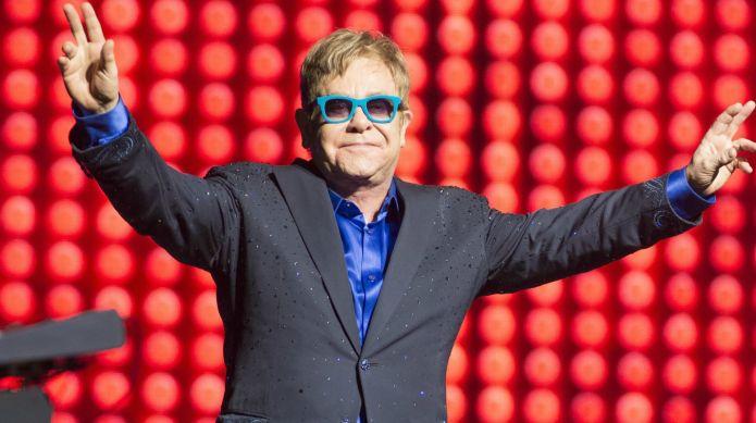 Elton John is suing French media