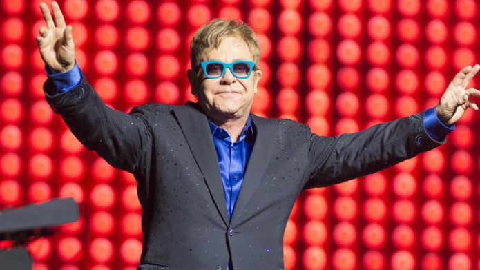 Elton John is suing French media