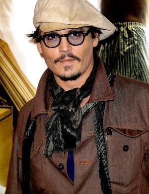 Johnny Depp & Vanessa Paradis live