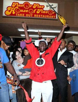 Flavor Flav's fried chicken takes over