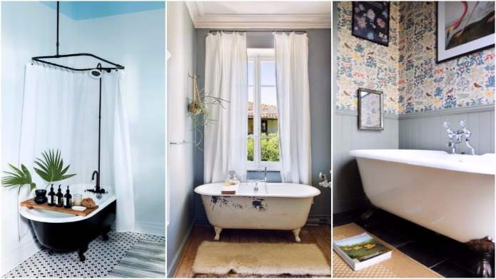 The Summer Bathroom Paint Trends You