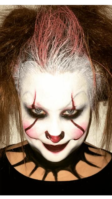 DIY Halloween Beauty Tips | Keep The Layers Thin