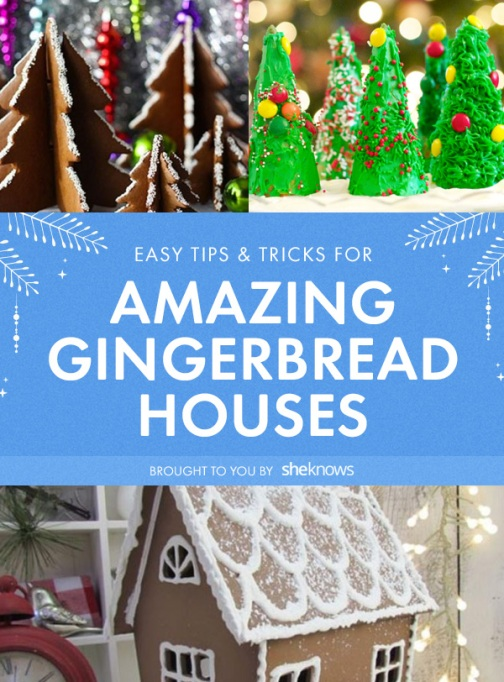 gingerbread decorating tips