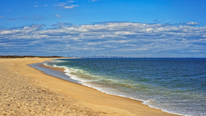 20 Best Beaches in the U.S. for Families: Sandy Hook, New Jersey