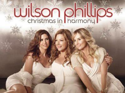 Wilson Phillips reunites for Christmas album