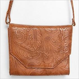 vintage-inspired bag