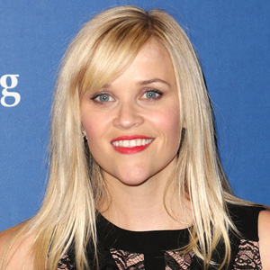 Heart-shaped face -- Reese Witherspoon