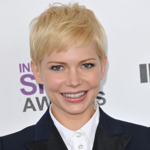 Round Face -- Michelle Williams