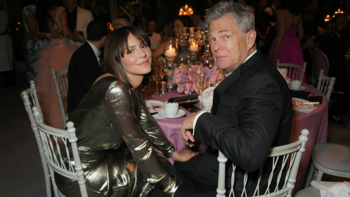 Photo of Katherine McPhee & David