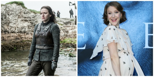 These 'Game of Thrones' characters look totally different in real life: Yara Greyjoy vs. Gemma Whelan
