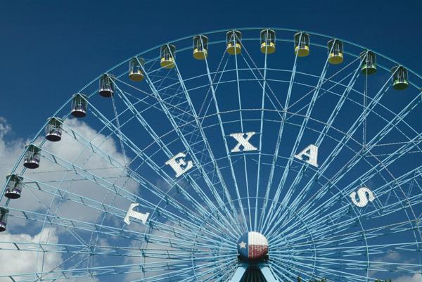 Fair Park Ferris Wheel