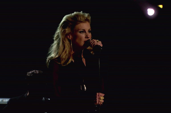 Faith Hill on CMA Awards